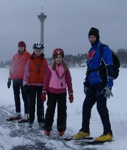Retkiluistelukausi 08-09 - Hiking Travel 83b4ee9827